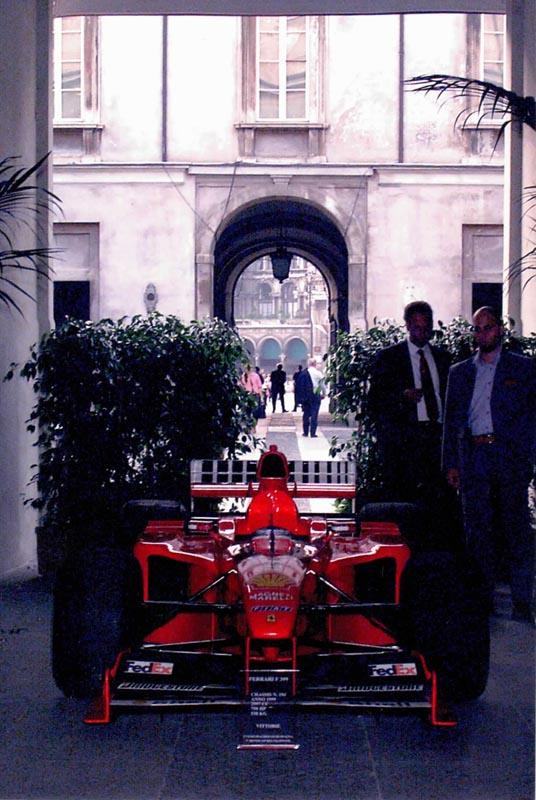 Palazzo Reale 2003
