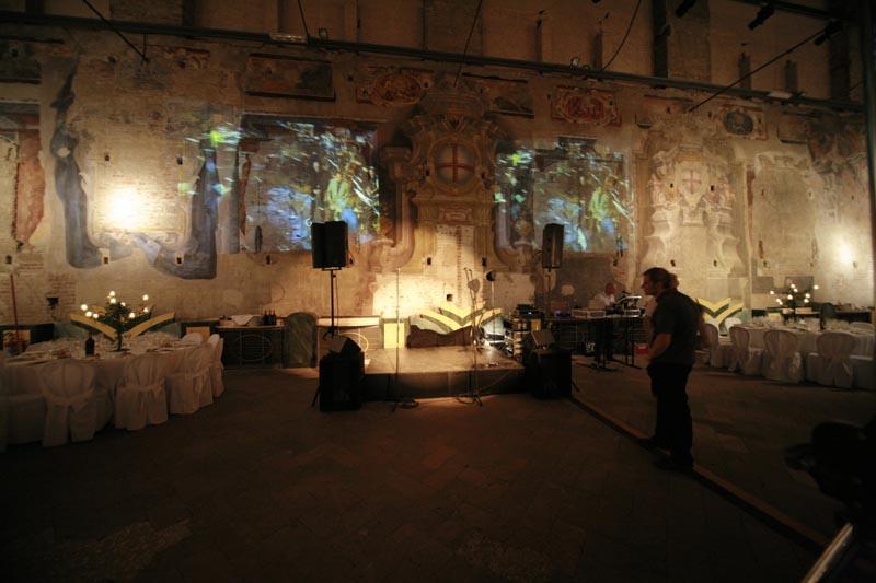 Charity Event - Palazzo della Ragione 2009