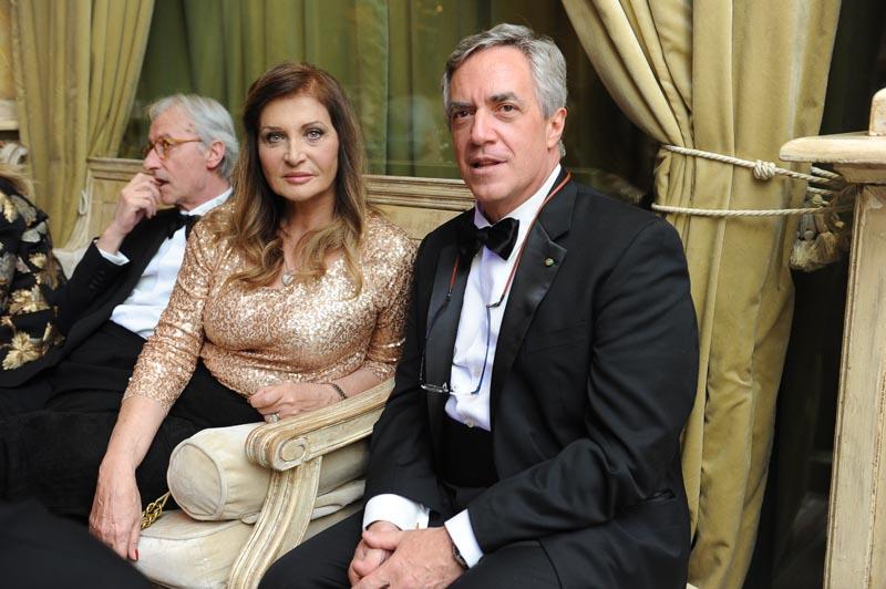 Maria Luisa Trussardi;Camillo Ricordi