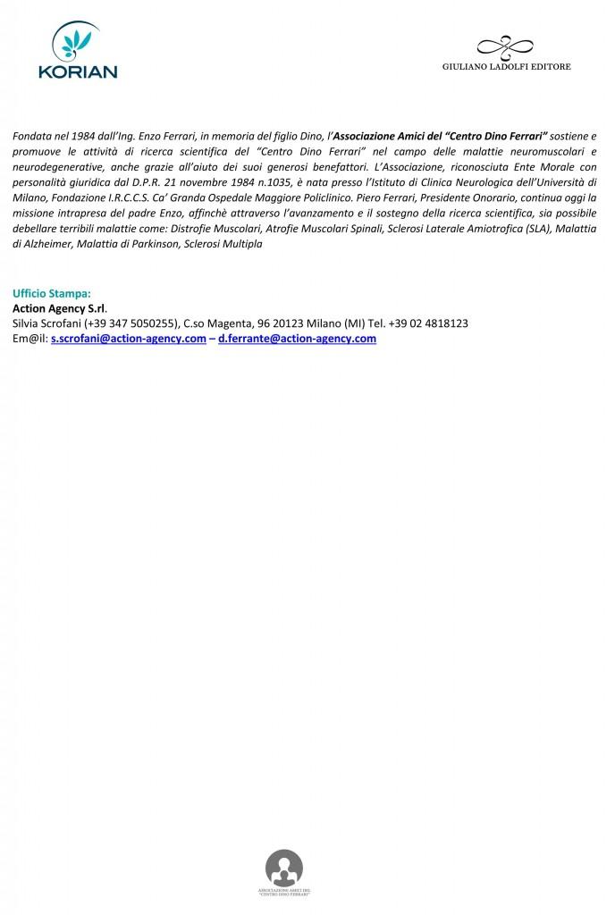 Microsoft Word - Comunicato stampa libro Manuela Donghi