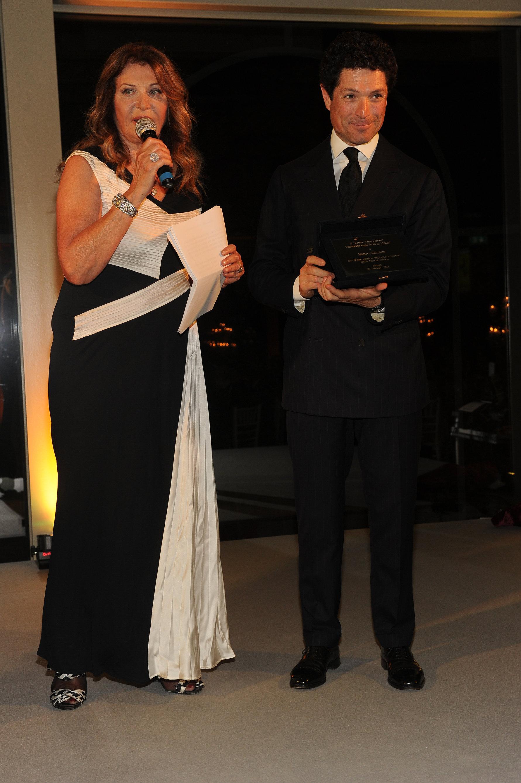 Maria Luisa Trussardi;Matteo Marzotto